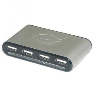 HUB USB 2.0 CONCEPTRONIC 4 PUERTOS 1