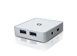 HUB USB 3.0 EXTERNO 4 PUERTOS CONCEPTRONIC 1