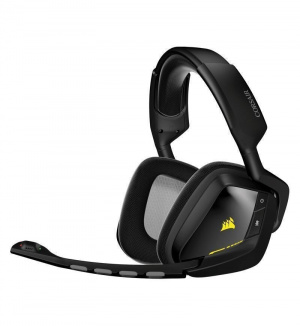 AURICULARES CORSAIR VOID PRO RGB WIRELESS NEGRO 1