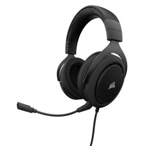 AURICULARES CORSAIR HS60 SURROUND NEGRO 1