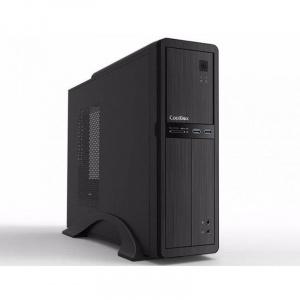 CAJA MICROATX COOLBOX SLIM T300 FTE.300W 85+ 1