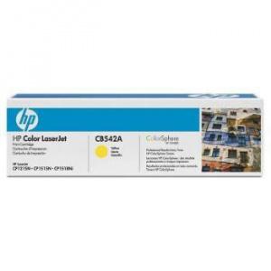 TONER HP CB542A LJ/1215/1515 AMARILLO 125A 1