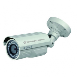 CAMARA CCTV CONCEPTRONIC 2.8-12MM 700TVL EXTERIOR 1