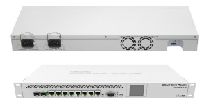 ROUTER MIKROTIK CLOUD SWITCH CCR1009-7G-1C-1S+ 1