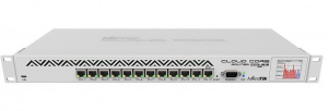 ROUTER MIKROTIK CLOUD SWITCH CCR1016-12G 1