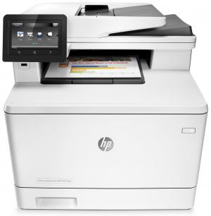 MULTIFUNCION LASER COLOR HP LASERJET PRO M477FNW 1