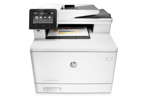MULTIFUNCION LASER COLOR HP LASERJET PRO  M477FDN 1