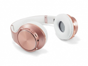 AURICULARES BLUETOOTH CONCEPTRONIC ORO ROSA 1