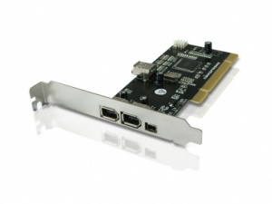TARJETA FIREWIRE PCI 3 PUERTOS +1INT CONCEPTRO 1