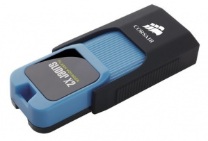PEN DRIVE 256GB CORSAIR VOYAGER SLIDER X2 BLUE 1