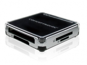 LECTOR EXTERNO ALL IN ONE USB 2.0 CONCEPTRONIC 1