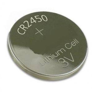 PILAS DE LITIO CR-2450  PACK 5 3V 1