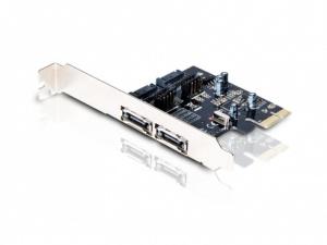 TARJETA CONTROLADORA SERIAL ATA3 CONCEPTRONIC PCIE 1