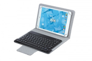 "FUNDA TABLET 3GO 10.1"" NEGRO TECLADO BLUETOOTH 1"