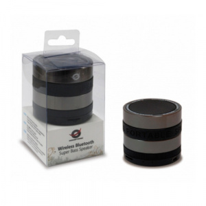 ALTAVOZ CONCEPTRONIC BASS MP3 BLUETOOTH GRIS 1