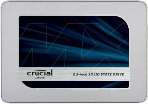 DISCO DURO SOLIDO SSD CRUCIAL 1TB SATA  MX500 1