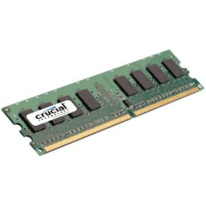 MEMORIA CRUCIAL DDR2 1GB 800MHZ CL6 (PC2-6400) 1