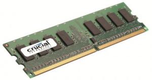 MEMORIA CRUCIAL DDR2 2GB 667MHZ CL5 (PC2-5300) 1