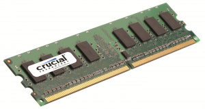 MEMORIA CRUCIAL DDR2 2GB 800MHZ CL6 (PC2-6400) 1