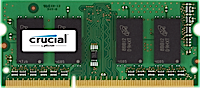 MEMORIA CRUCIAL SODIMM DDR3L 2GB 1600MHZ CL11 1