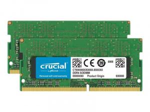 MEMORIA CRUCIAL SODIMM DDR4 32GB (2X16GB)2666 MHZ 1