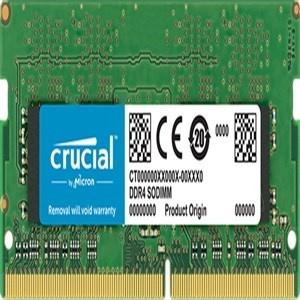 MEMORIA CRUCIAL SODIMM DDR4 4GB 2666 MHZ CL19 1