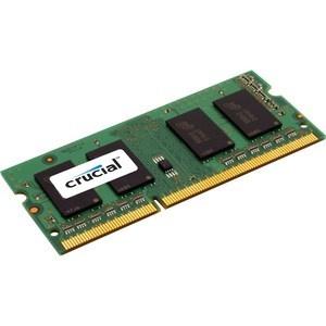 MEMORIA CRUCIAL SODIMM DDR3L 4GB 1600MHZ 1
