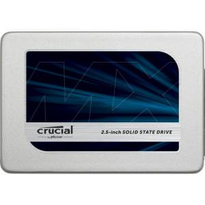"DISCO DURO SOLIDO SSD CRUCIAL 525GB SATA  MX300 2.5"" 6GB 1"