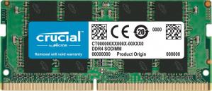 MEMORIA CRUCIAL SODIMM DDR4 8GB 2666MHZ PC4-21300 1
