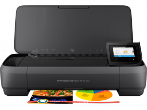 MULTIFUNCION HP OFFICEJET PRO 250 PORTATIL 1
