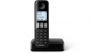 TELEFONO PHILIPS D2501 NEGRO 1