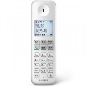 TELEFONO PHILIPS D2501 BLANCO 1