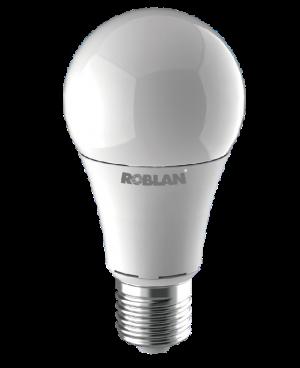 LED BOMBILLA ROBLAN 10W/E27/820LM/6500K/FRÍO/160º 1