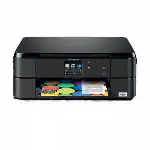 MULTIFUNCION BROTHER DCPJ562DW TINTA DCP 12PPM A4 LCD W 1