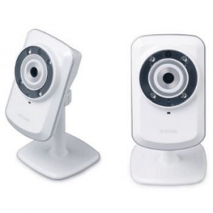 CAMARA IP WIFI D-LINK DCS-932L IR HOME 1