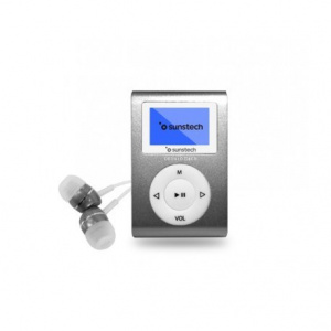 MP3 SUNSTECH DEDALOIII  8GB GRIS COBALTO 1