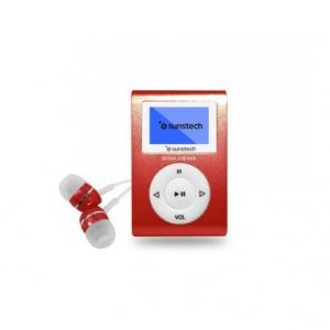 MP3 SUNSTECH DEDALOIII  8GB ROJO 1
