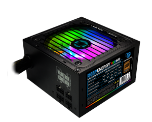 FUENTE ALIMENTACIÓN 850W DEEPPOWER ENERGY-G RGB 80+ GOLD 1