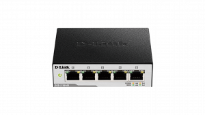 SWITCH D-LINK 8 PUERTOS GIGABIT POE + 2SFP 1