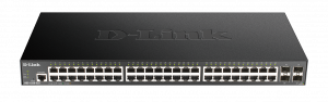 SWITCH D-LINK 48 PUERTOS 10/100/1000 4X10G SFP+ 1