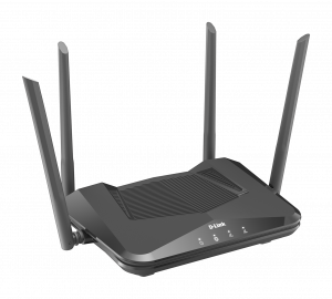 WIFI 6 D-LINK ROUTER AX1500 MU-MIMO 1