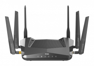 WIFI 6 D-LINK ROUTER AX5400 MU-MIMO 1