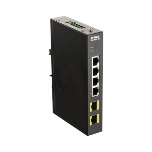 SWITCH INDUSTRIAL D-LINK 8 PUERTOS 100/1000 1
