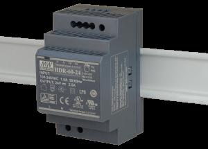 PSU INDUSTRIAL D-LINK 60W 24VDC ULTRA SLIM DIN RAI 1