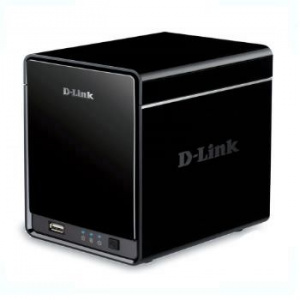 D-LINK DNR-322L MIDLINK NETWORK VIDEO RECORDER 1