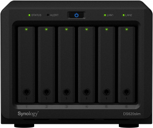 NAS SYNOLOGY DS620SLIM 1