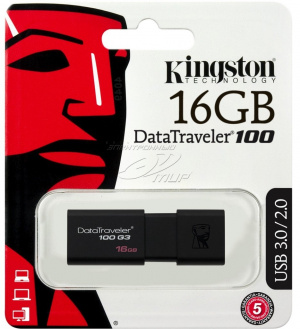 PEN DRIVE 16GB KINGSTON USB 3.0  [25] 1