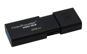 PEN DRIVE 32GB KINGSTON DATATRAVELER 100 G3 USB3.0 1