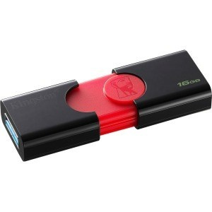 PEN DRIVE 16GB KINGSTON USB3.1 DATATRAVELER DT106 1