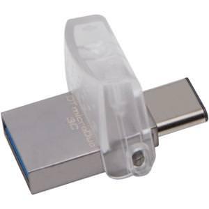 PEN DRIVE 32GB KINGSTON USB 3.1+MICRODUO USB C 1